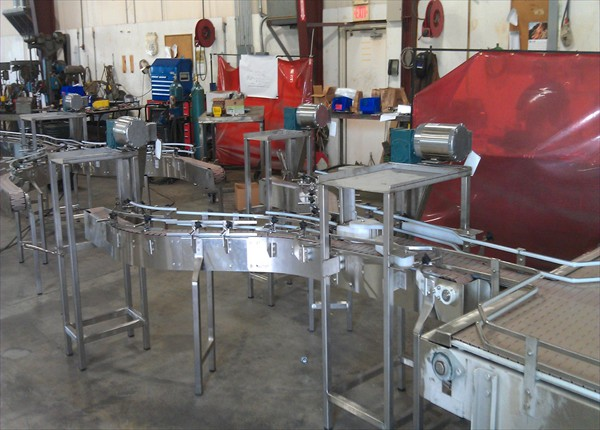 Table Top Conveyor 2