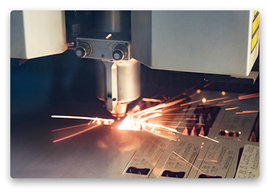 Laser Cutting for Metals